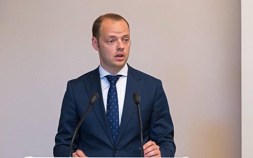 Vaisbrodas traukiasi iš Vilniaus savivaldybės tarybos