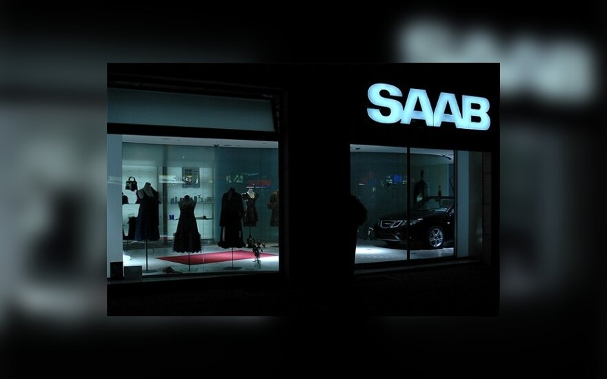 """Spyker"" nupirko ""Saab"" atstovybes Britanijoje"