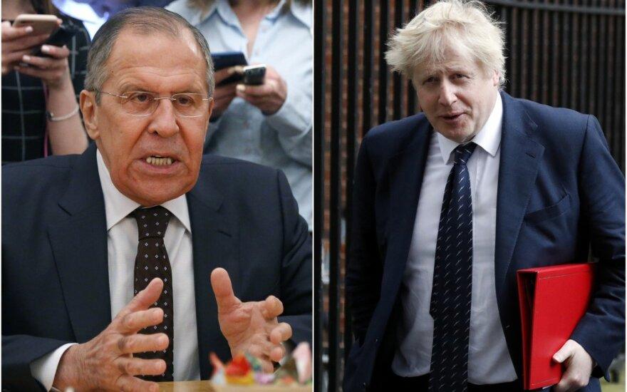 Įtampa tarp rusų ir britų: ar šįkart Rusija jau peržengė ribą?