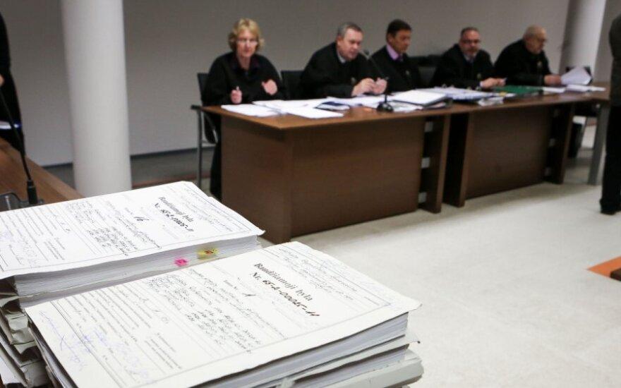 Policijos departamento byla dėl D.Kedžio žudynių