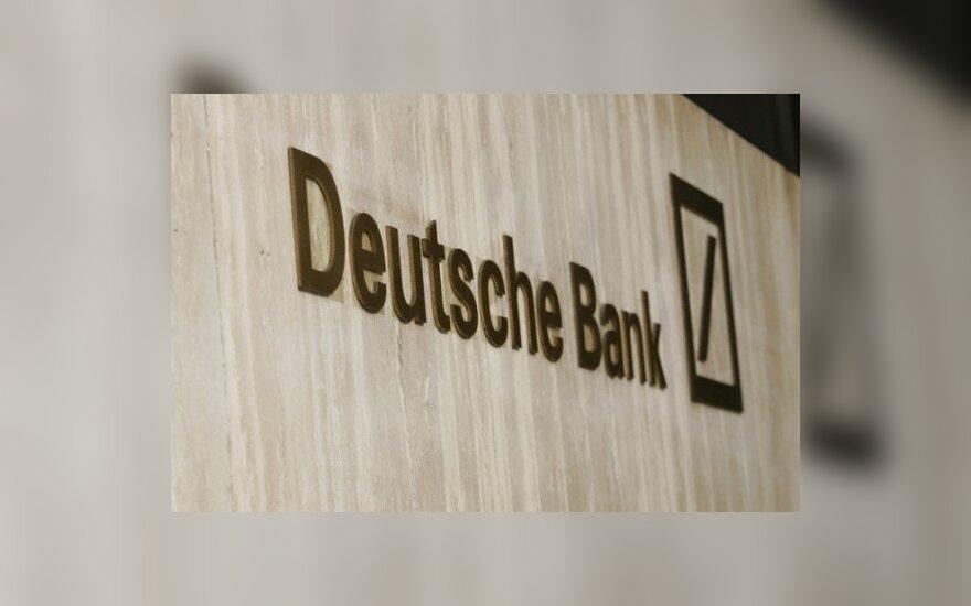"""""""Deutsche Bank"""" turės sumokėti JAV 554 mln. dol."""