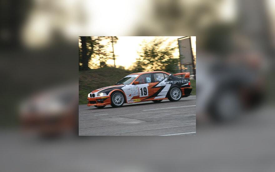 """""""Eurospynų"""" komandos """"BMW M3 GTR"""""""