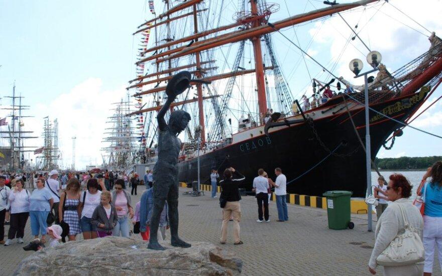 Kodėl merdi Klaipėdos jūrinė dvasia?
