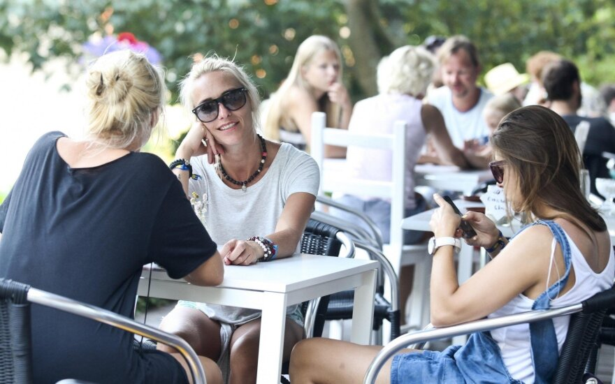 JAV stebima neįprasta tendencija: kas lemia restoranų sėkmę