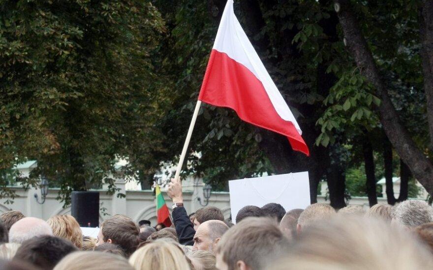 K. Jovaišas. Raudonoji Lietuvos papilvė: kodėl tiek daug Lietuvos lenkų myli Putiną?