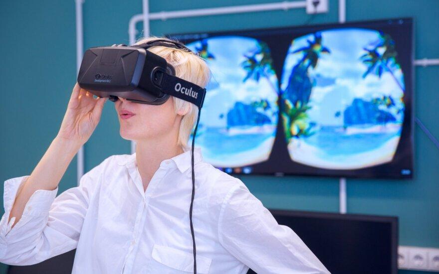 VGTU atidaryta virtualios realybės laboratorija