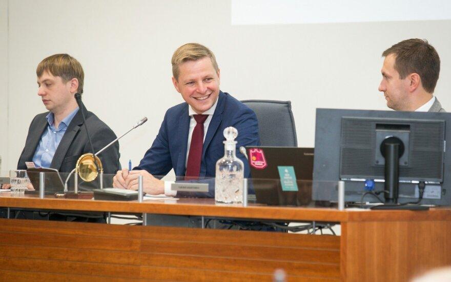 Liberalų desperacija: siūlėsi lenkams, bet ir šie jų nenori