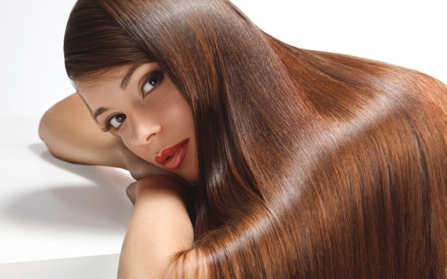 Ką valgyti, kad plaukai būtų gražūs