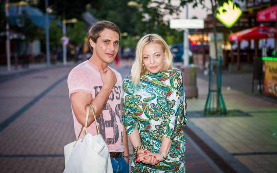 Vilija Pilibaitytė-Mia ir Nerijus Antanavičius