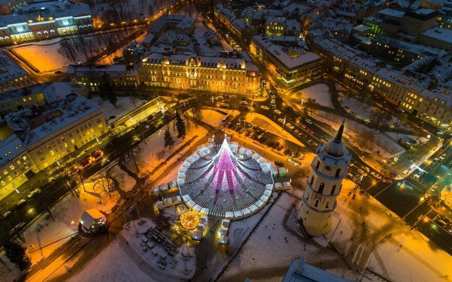 Klimatologai papasakojo, ko tikėtis šią žiemą: laukiantys snieguotų Kalėdų greičiausiai turės nusivilti