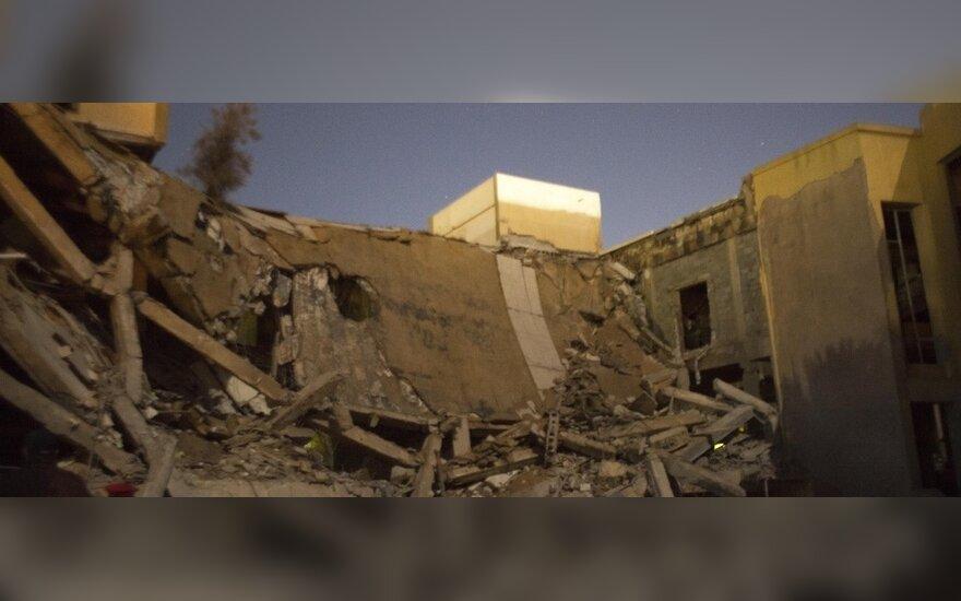 Atakuojama Libija