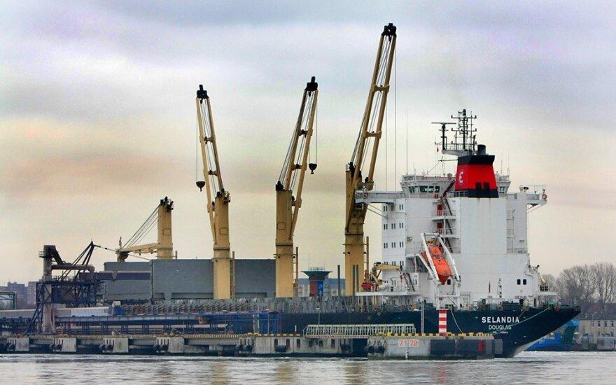 Parengtas Klaipėdos uosto bendrasis planas
