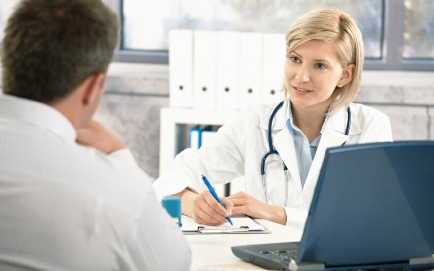 7 of 10 Lithuanians avoid health check-ups