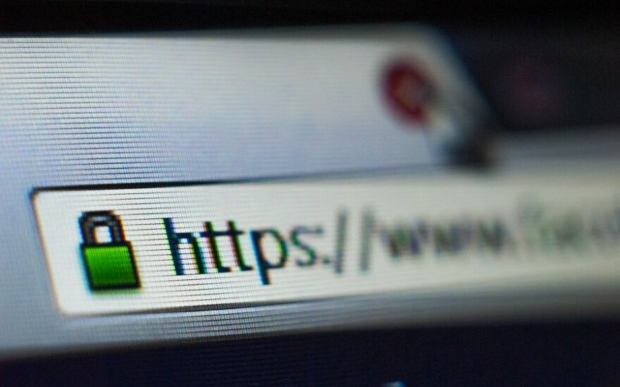 Lithuania ranked 40th worldwide in internet usage