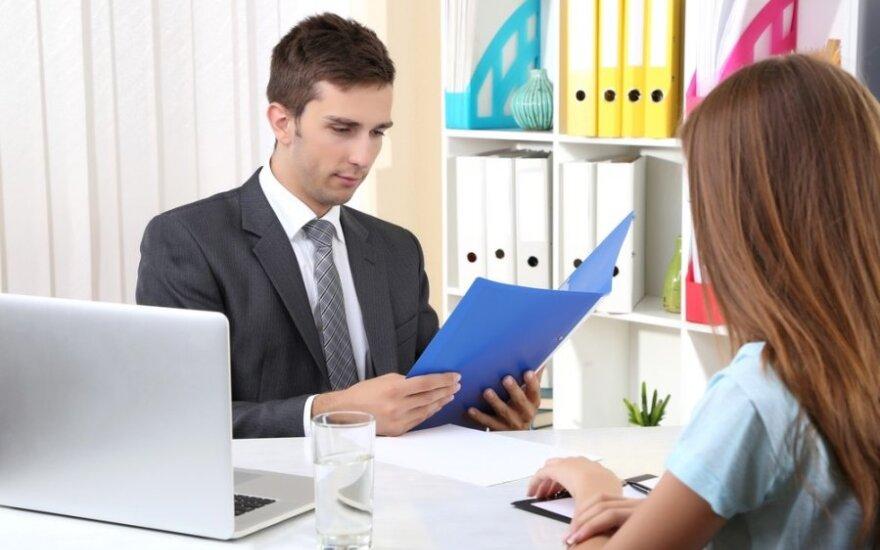Panoro atleisti iš darbo - liepė prašymą rašyti pačiai