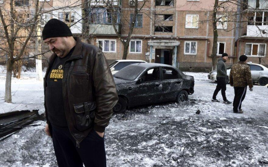 ES pervedė Ukrainai dar 500 mln. eurų paramos