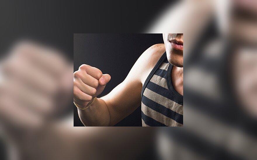 Sostinėje žiauriai sumuštas 16-metis