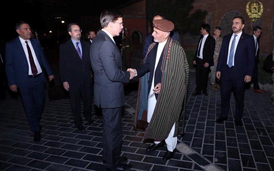 Markas Esperis Kabule