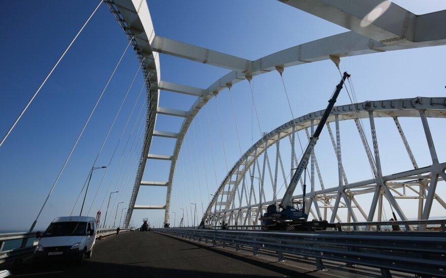 Ką iš tiesų parodė pompastiškas Krymo tilto atidarymas: padėtis – apgailėtina