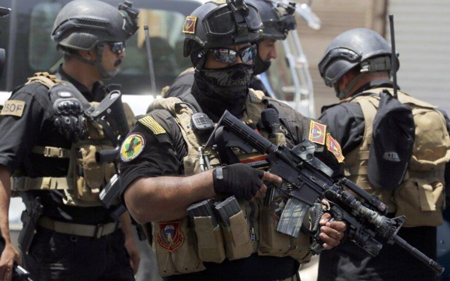 Saudo Arabijoje per ginkluotą išpuolį nukauti keturi saugumo pareigūnai