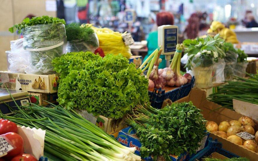 Kuo maisto pasaulis gyvens 2017 m.?