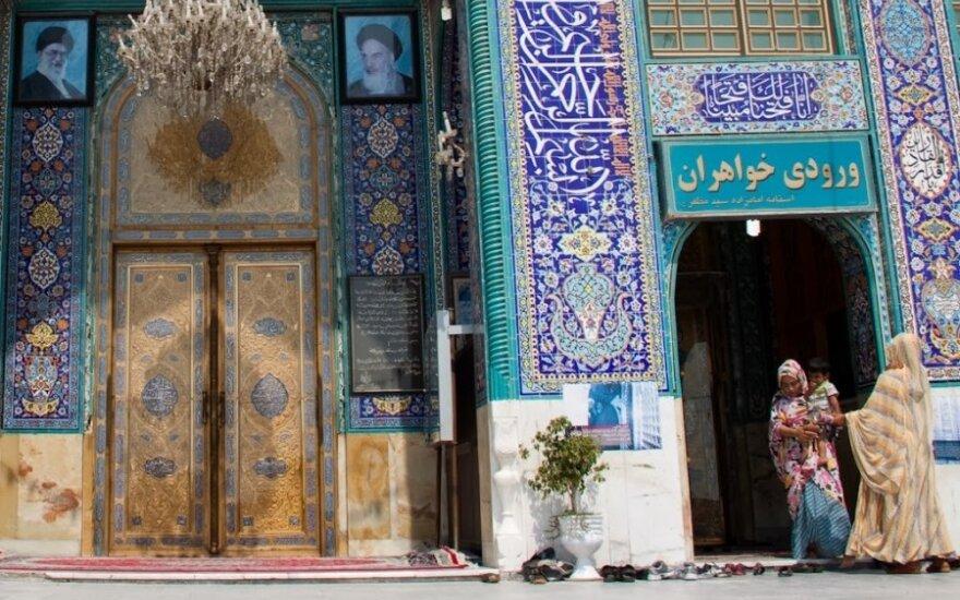 Šešios pasaulio galios ir Iranas pradeda lemiamą branduolinių derybų etapą
