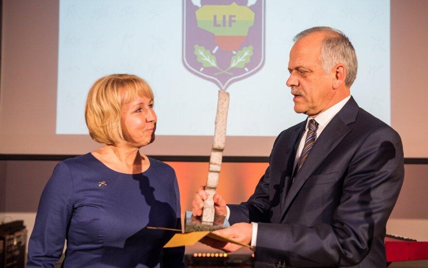 Inga Daukantienė, Rimantas Kveselaitis