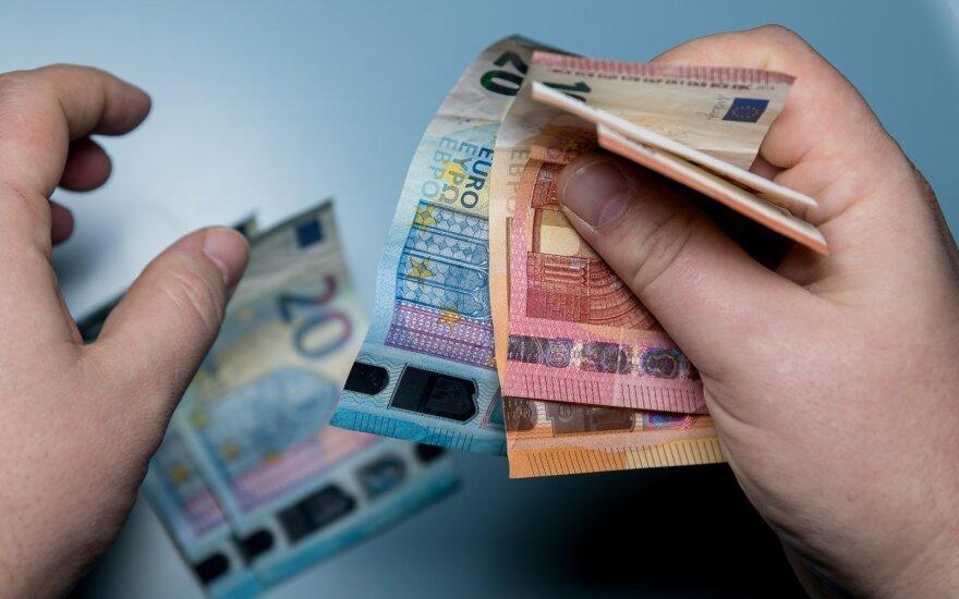 Lietuvos BVP vienam gyventojui 2018 metais siekė 81 proc. ES vidurkio