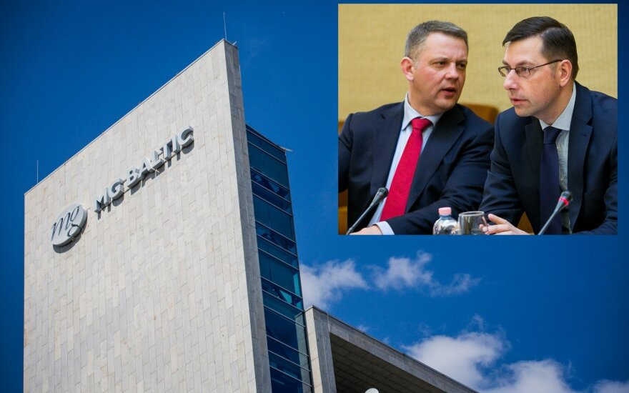 """""""MG Baltic"""" draugai ir priešai: kas dar atsidūrė koncerno spąstuose"""