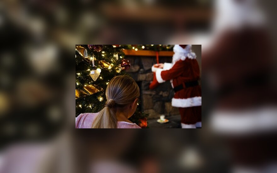 Kalėdų naktis – su burtais