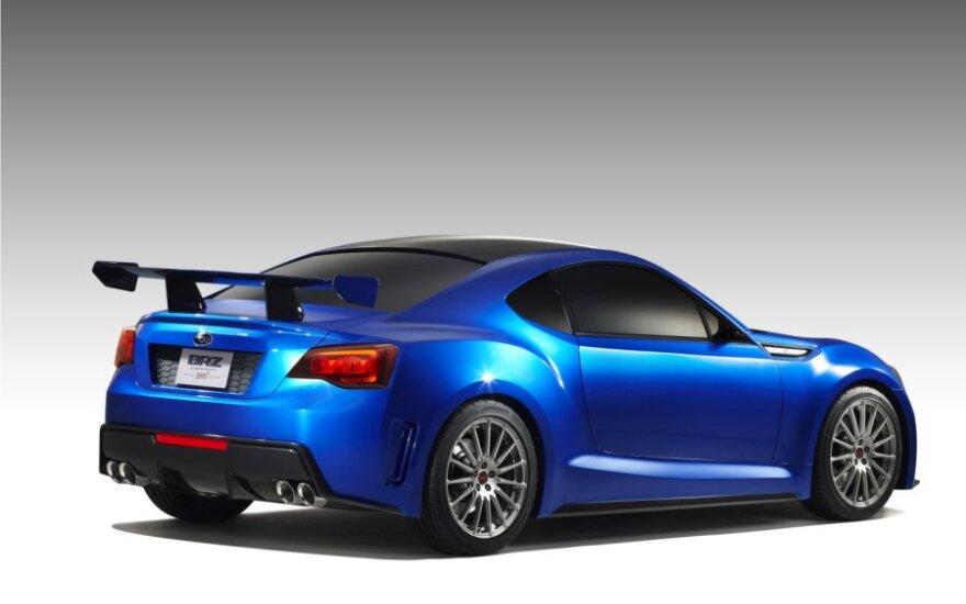 Subaru BRZ STI koncepcija