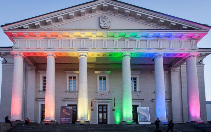 Pagal gėjų teises Lietuva per metus nukrito keturiomis pozicijomis į 40-tą vietą