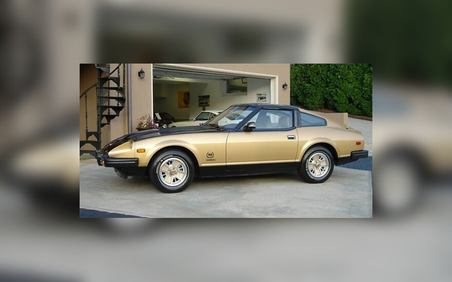 "Datsun Black Gold. ""Autoblog"" nuotr."