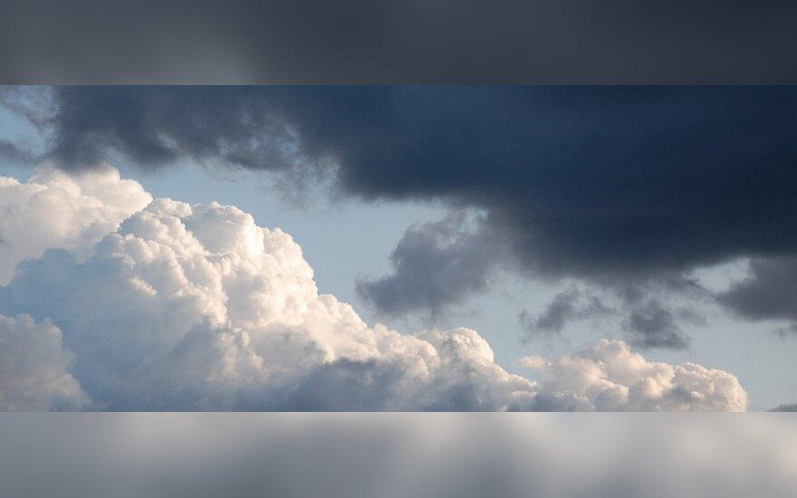 Orai: pasimėgaukite savaitgaliu – po jo vyks permainos