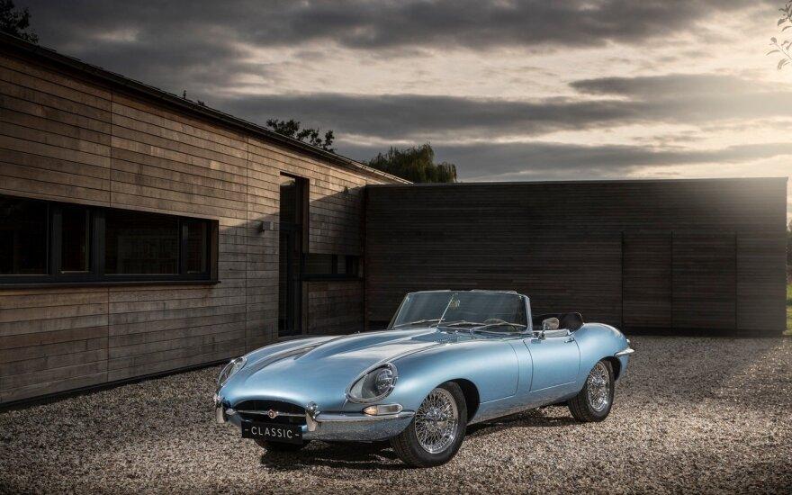 """""""Jaguar E-Type Zero"""""""