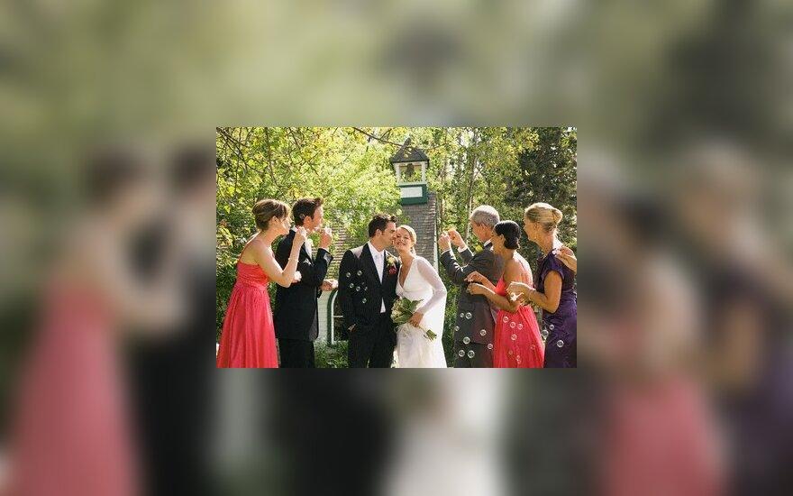 Patarimai planuojantiems vestuves VII