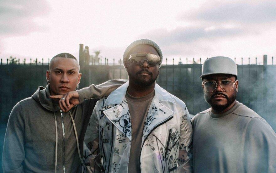 """Grupė """"Black Eyed Peas"""" / Foto: Nabil Elderkin"""