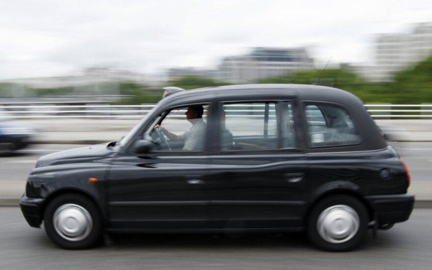 Kodėl Londono taksistai nesinaudoja GPS?