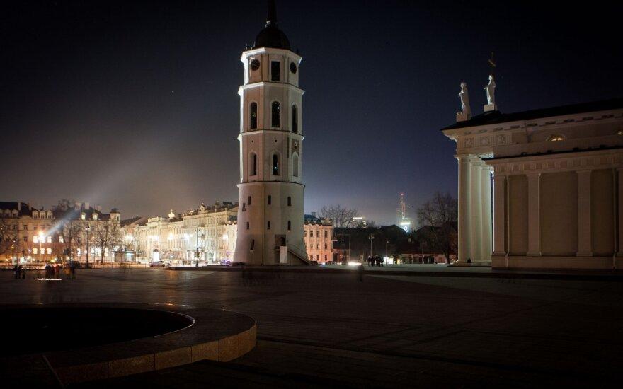 Dalis Vilniaus skendi tamsoje: sutriko elektros tiekimas