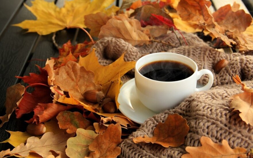 Kavos puodelis (asociatyvi nuotr.)