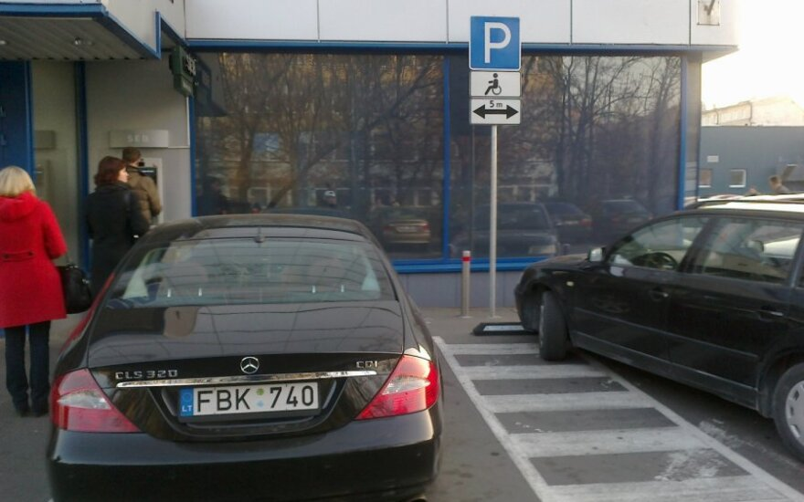 Vilniuje, Mindaugo g. 2011-11-05