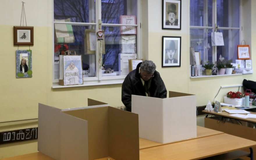 Prezidento rinkimai