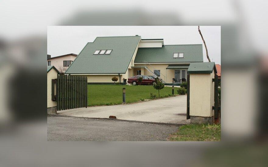 Kedžių šeimos namas Garliavoje