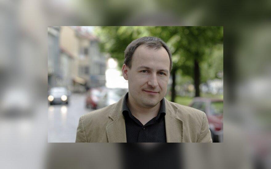 V.Laučius. Žaislinė demokratija: EP rinkimai