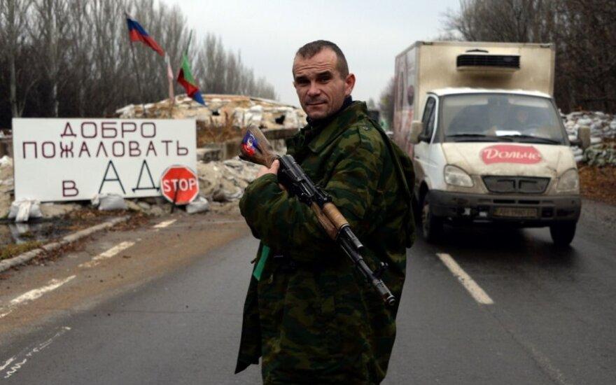Derybos dėl taikos Ukrainoje – be rezultatų?