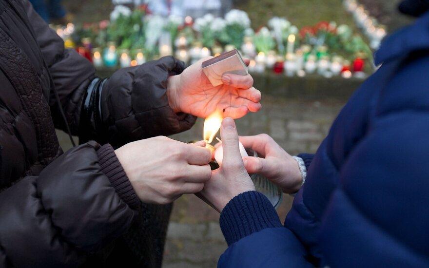 Abortų aukoms atminti visoje Lietuvoje sužibs tūkstančiai žvakučių