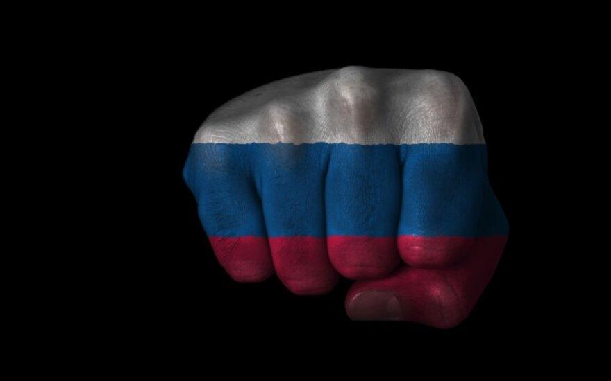 Europarlamentaras kaltina Rusiją šantažu