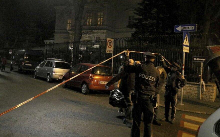 Išpuolis prie Irano ambasadoriaus namų Austrijoje