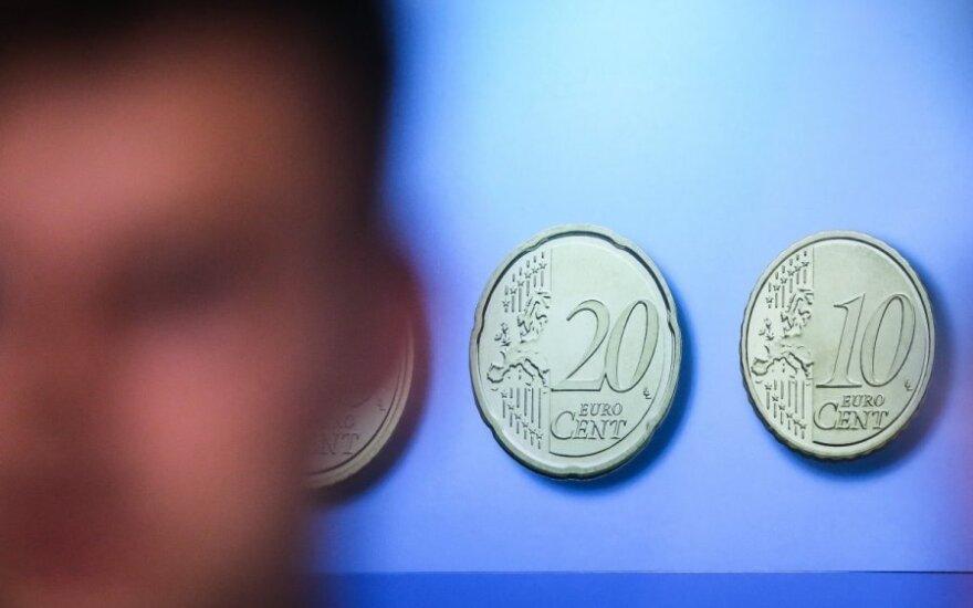 Šalies moksleiviams – žinių apie eurą konkursas