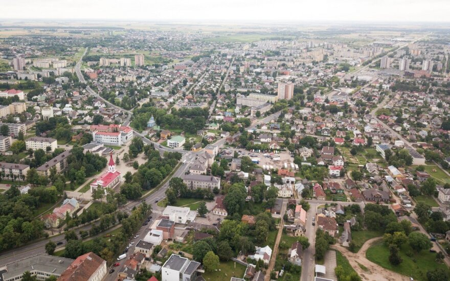 Panevėžio miestui laikinai vadovaus Aleksas Varna